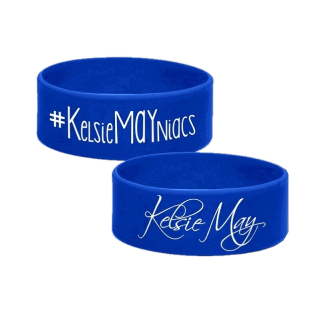 Kelsie May Royal Wristband