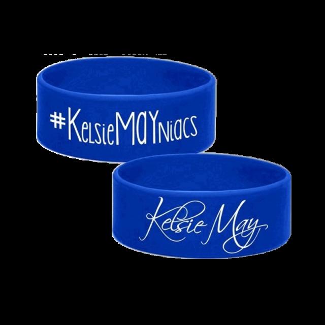 Kelsie May Royal Wristband